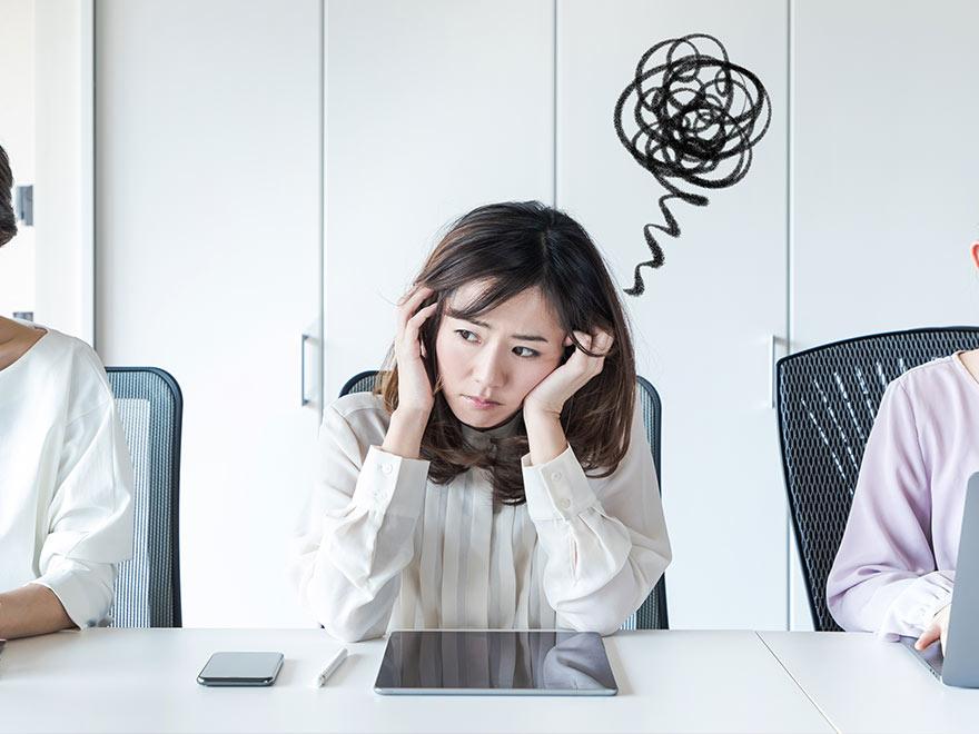 脳疲労・睡眠障害