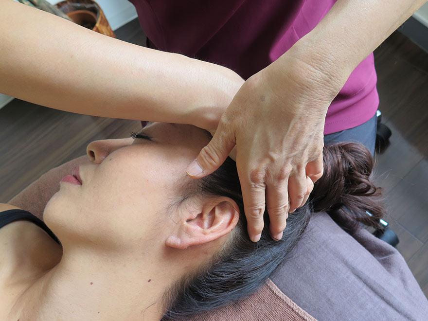 脳疲労・睡眠障害 鍼灸治療